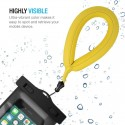2pcs Waterproof Camera Float Strap Universal Floating Wristband/Hand Grip Lanyard for Mobile Phone / GoPro / Nikon / Canon / Sony / Pentax / Panasonic Camcorders