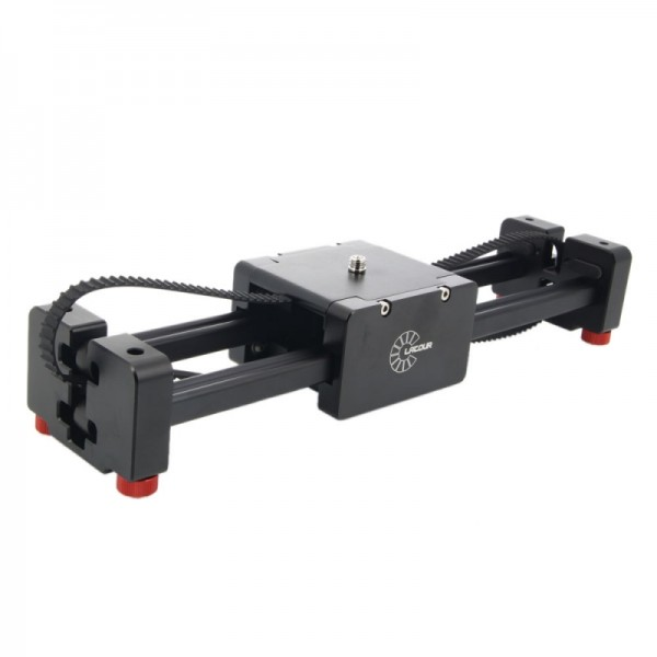 A-370 Professional Portable Photographic Slide Rail Black