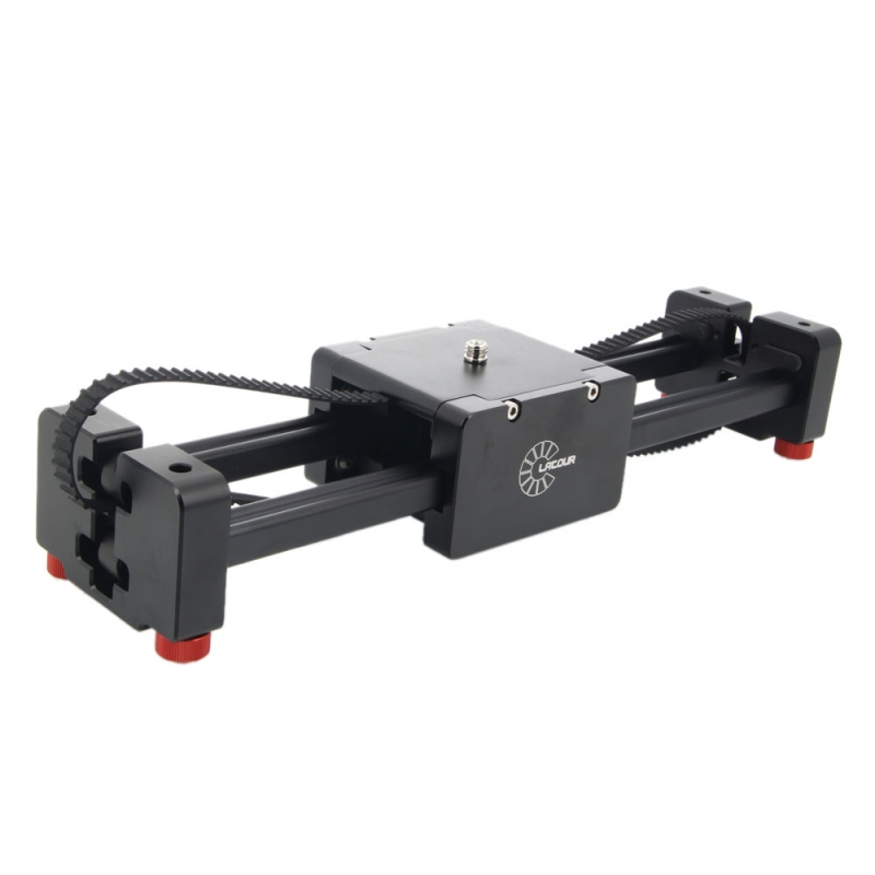 A-370 Professional Portable Photographic Slide Rail Black