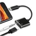 2 in 1 Type-C Audio Charging Adapter
