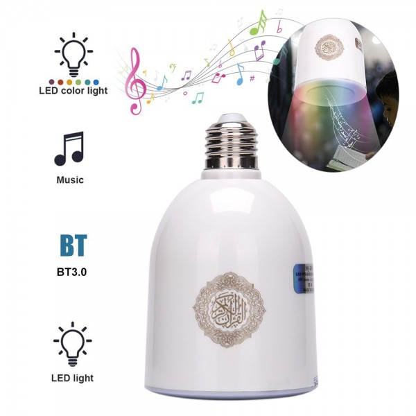 E27 Speaker LEDs Light Bulb