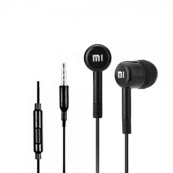 Millet In-ear Earphone 0.35mm Portable Headphone with Microphone Black