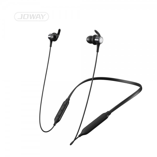 JOWAY H72 Wire-less BT5.0 Headsets 3D Surround Sound Neck-Hanging Sports Stereo BT Headset Headphones