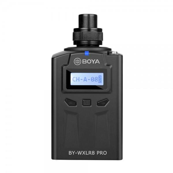 BOYA BY-WXLR8 Pro 48-Channel Plug-on Transmitter