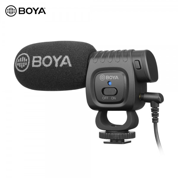 BOYA BY-BM3011 Compact Cardioid Direction Condenser Microphone